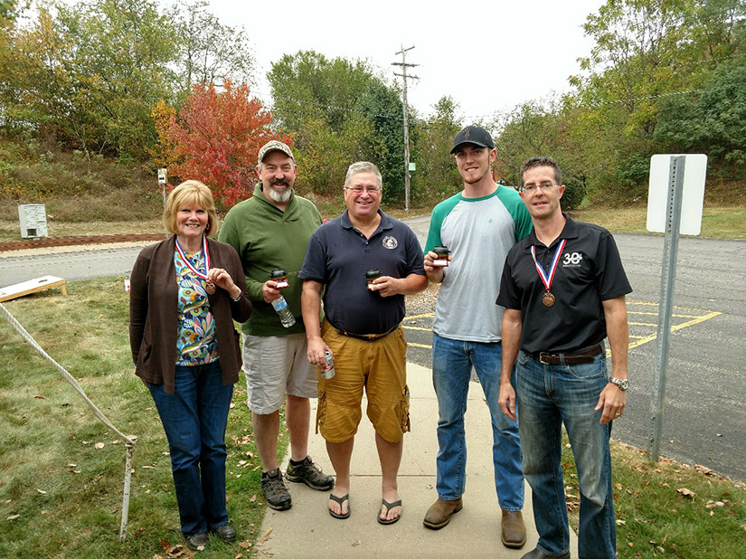 GES Cranberry Twp. Office Chili Cookoff Winners