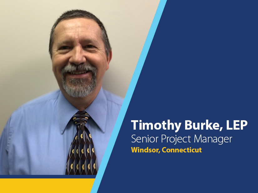 Timothy Burke, LEP - Senior Project Manager GES