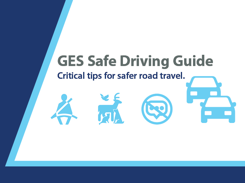 GES Safe Driving Graphic