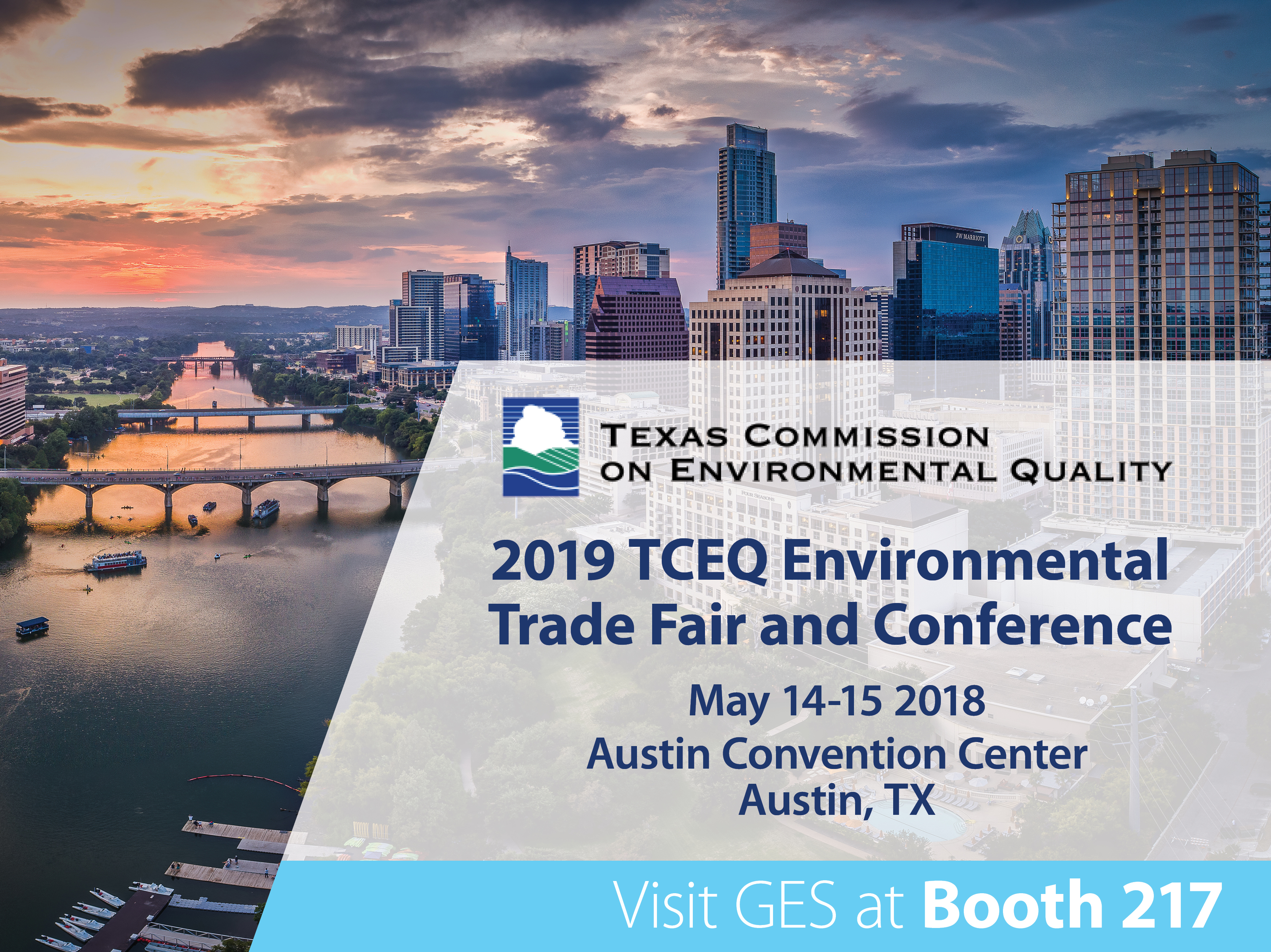 2019 TCEQ Booth 217